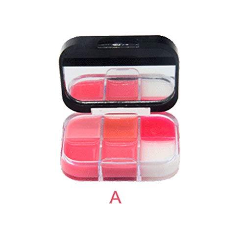 Yogogo -> Santé et beauté -> Nail Art,Beauty Make Up Lipsticks Set de cosmétiques hydratant pour Les lèvres