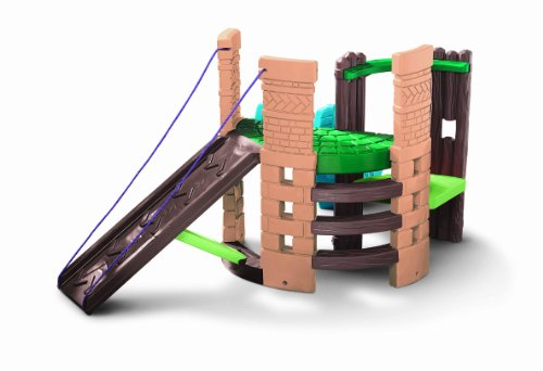 Best Buy! Little Tikes 2-in-1 Castle Climber