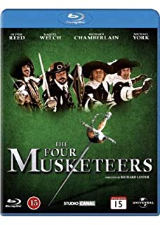 Die vier Musketiere - Die Rache der Mylady / The Four Musketeers (1974) ( The 4 Musketeers ) (Blu-Ray)