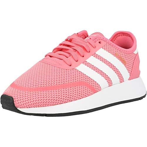Adidas N-5923 J, Zapatillas de Deporte Unisex Adulto, Rosa (Rostiz/Ftwbla/Gritre 000), 36 2/3 EU