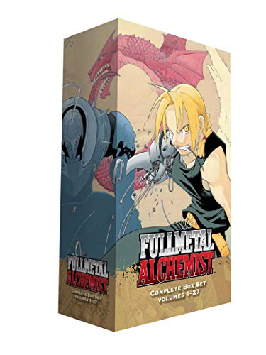 FULLMETAL ALCHEMIST BOX SET (C: 1-0-1): Volumes 1-27