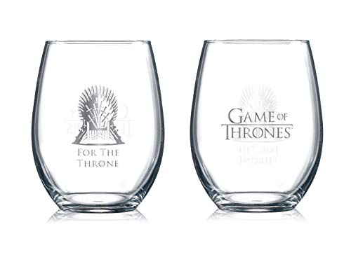 Game of Thrones Collectible Wine Glasses