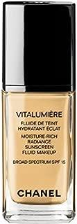 Vitalumiere Moisture Rich Radiance Sunscreen Fluid Makeup #40 Beige