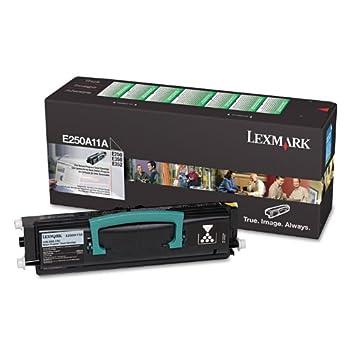 Lexmark E250A11A E250 E350 E352 Toner Cartridge  Black  in Retail Packaging