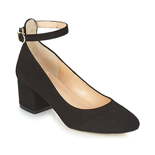 JONAK Vespa Pumps Damen Schwarz - 41 - Pumps Shoes