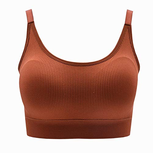Qiao Sportbeha voor dames, lauffest, yoga-fitnessvest, studentenondergoed, zeer elastisch ademend sportondergoed, E