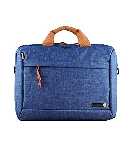 Tech Air TAN1208 14.1-Inch Messenger Bag Blue Laptop Bag – Laptop Bags (14.1-Inch Messenger, Shoulder Strap, 338.3 g, Blue)