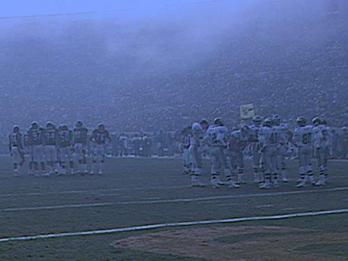 The Timeline - The Fog Bowl