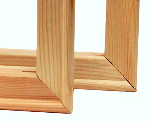 Keilrahmen Bausatz Keilrahmenleisten 40 x 50 cm (50 x 40 cm)
