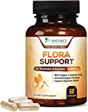 Best Candida Cleanses - Flora Support Extra Strength with Probiotics 1357mg Review