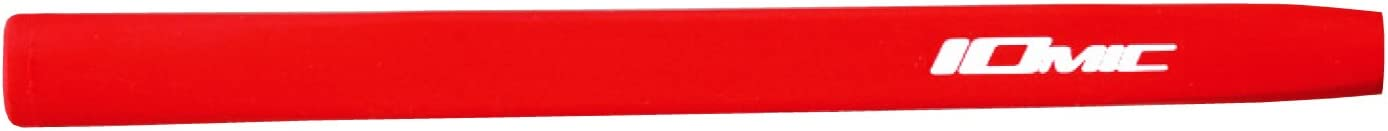 NEW Iomic Putter Grip Detroit Mall Regular discount PUTTER RED-Made Japan GRIP LARGE in