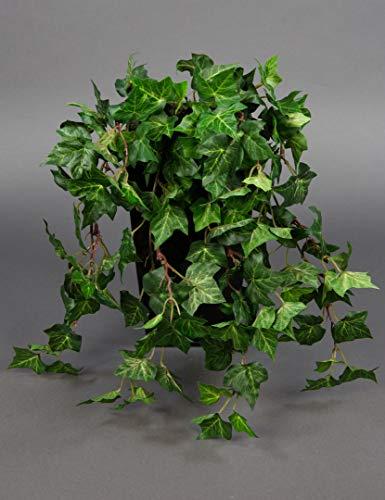 Seidenblumen Roß Waldefeubusch 45cm DA Kunstpflanzen künstliches Efeu Efeuranke kuenstliche Pflanzen Efeubusch