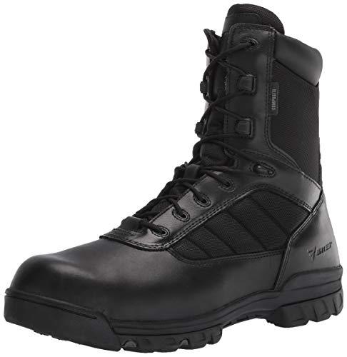 "Bates Men's 8"" Ultralite Tactical Sport Composite Toe, Black, 10.5 M US"