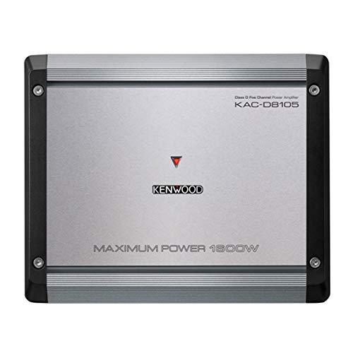Kenwood KAC-D8105 5 Channel 1600 Watts Max Power Amplifier