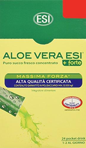 Esi Aloe Vera Massima Forza Integratore Alimentare - 24 Pocket Drink