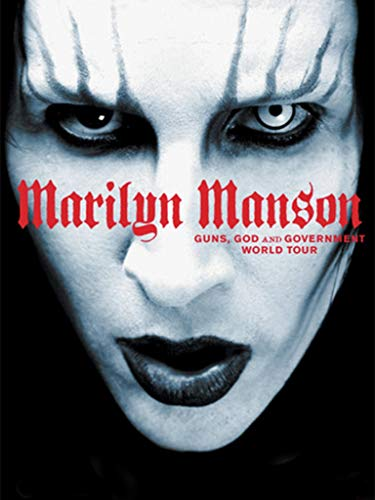 Marilyn Manson - Guns God And Government World Tour