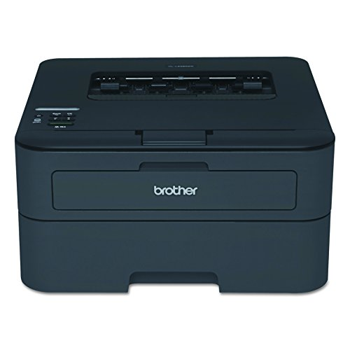 Brother HL-L2340DW Compact Laser Printer, Monochrome, Wireless Connectivity,...