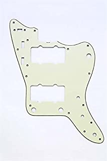 Pickguard for Jazzmaster Mint Green 3-ply (MG/B/MG) Allparts PG-0582-024