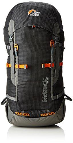 Lowe Alpine Metanoia - Morral de Viaje, Color Negro, Talla Size 65-80