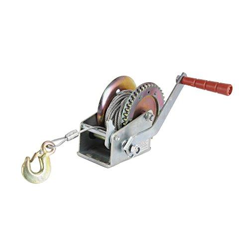 Cogex 70216 Handkurbel-Seilwinde + 10 m Kabel