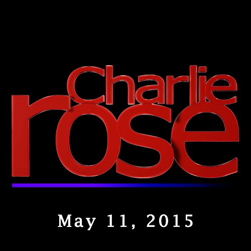 Charlie Rose: Mike Morell, May 11, 2015 audiobook cover art