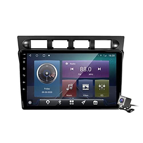 Android 10 Autoradio multimediale con 9 Pollici Screen per Kia Picanto SA Morning 2004-2007 Supporta la Navigatore GPS/DSP Stereo Auto BT/FM AM RDS Radio/Controllo del Volante/Carplay Auto,M500s