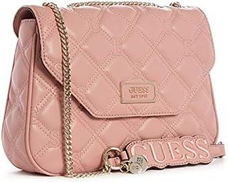 GUESS Women's Cross-Body Handbag, Rose - VG745019