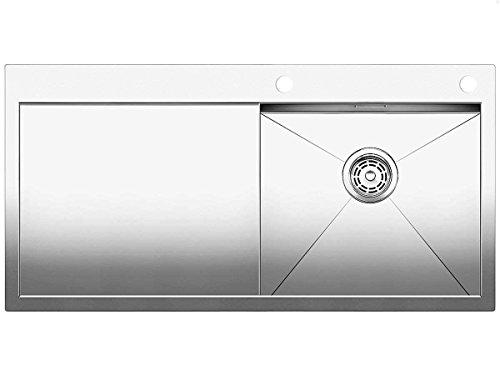BLANCO ZEROX 5 S-IF Spüle Edelstahl - 514005