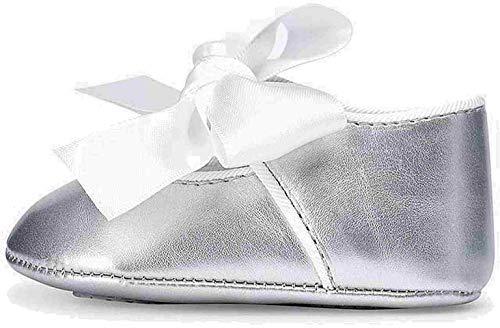 Mayoral Newborn Schuhe, Silber - silber - Größe: 16 EU