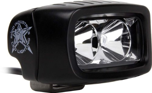 Rigid Industries 90211 SR-M-Flood Series Amber 4' Spot/Flood Combo LED Light Bar