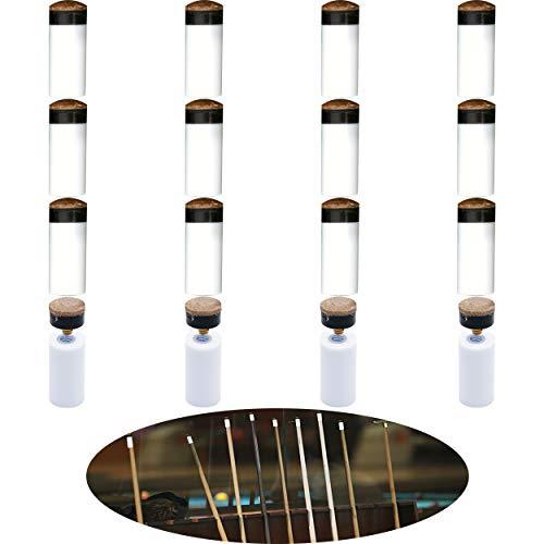 Punte per Stecca da Biliardo, 13 mm Punte di Ricambio avvitabili in Ottone con puntali per Accessori per Stecche da biliardo-16 Set