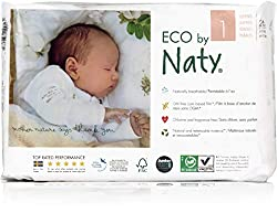 Diapers for newborns Naty by Nature