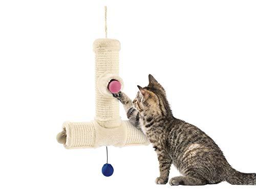 Zoofari Kratzrolle Katzenspielzeug Katze Sisal Kratzbaum Spielzeug