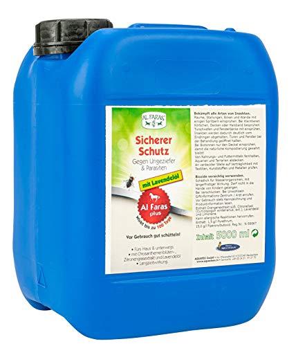 Aqua Clean AL Faras Plus Insektenschutz 5l mit Lavendelöl