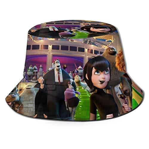 Anime Game Horizon Zero Dawn Fisherman Hat Unisex Impreso de doble cara Folle Buet Sombrero, sin deformación, disfruta del aire libre en comodidad y estilo Bla