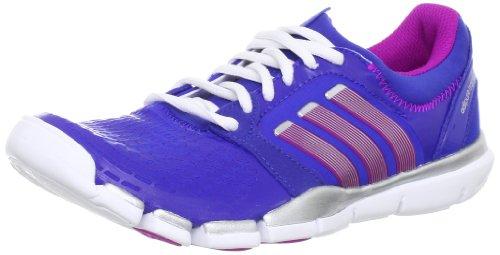 adidas adipure Tr 360 W Q20517, Damen Laufschuhe, Blau (Cobalt / Vivid Pink S13 / Metallic Silver), EU 38 (UK 5)