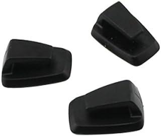 Multi-Purpose Hooks with Sticky for Car (Black) 3, Black