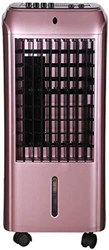 Tragbare Hitze aus Edelstahl Haushalt Wohnzimmer Heizung, Klimaanlage Ventilator tragbares Haus, intelligentes Dual-Use-Ventilator, kleiner Haushaltskühlschrank, High-Power-Industrie-Fan, abnehmbare L