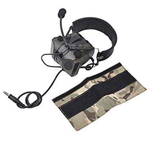 【Tienda Oficial ZTAC】 Z-Tactical Auriculares Comtac II mejorados Z044-FG