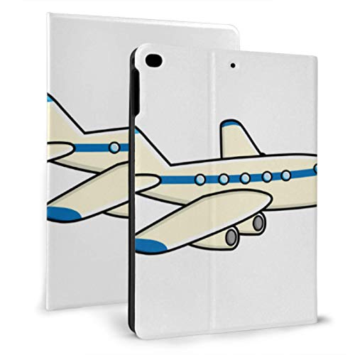 Ipad Case Magnetic Convenient Fast Cartoon Aircraft Kidproof Ipad Case For Ipad Mini 4/mini 5/2018 6th/2017 5th/air/air 2 With Auto Wake/sleep Magnetic Kidproof Ipad Cover