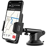 Eono by Amazon - Support Telephone Voiture, Support de Fixation Universel pour Pare-brise et Tableau...