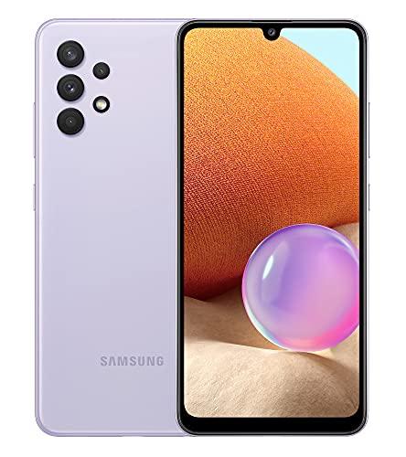 Samsung Galaxy A32 - Smartphone 128GB, 4GB RAM, Dual Sim, Violet