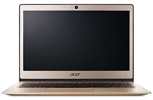 Acer Swift SF113-31 13.0-Inch Laptop (Gold) - Intel Pentium QC N4200 1.1 GHz, 4 GB RAM, 64 GB eMMC, Windows 10 Home)