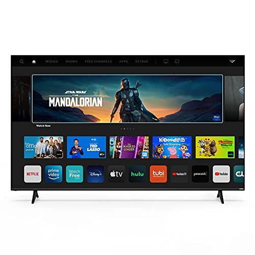 VIZIO 75-Inch V-Series 4K UHD HDR Smart TV with Apple AirPlay 2 and Chromecast Built-in, Dolby...