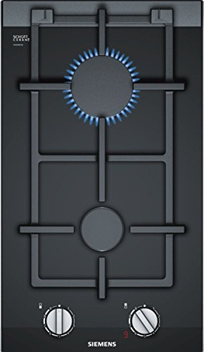 Siemens ER3A6BD70D iQ700 Domino-Kochfeld / 2 Heizelemente / 30.2 cm / Glaskeramik