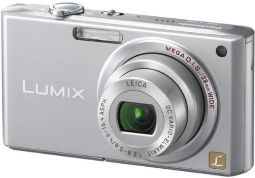 Panasonic Lumix New Shipping Free Shipping DMC-FX33S 8.1MP Digital Camera with An Wide 3.6x Recommended