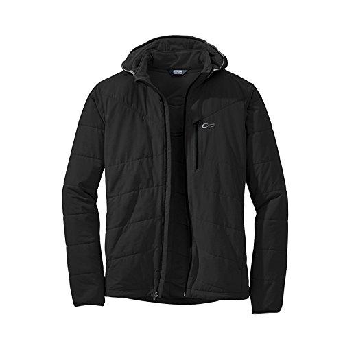 Outdoor Research Men's Winter Ferrosi Hoody, Black, Large