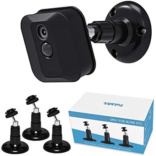 Blink XT / XT2 Camera Mount, 360 Degree Adjustable Indoor/Outdoor Wall Mount Bracket for Blink Home...