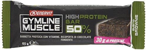Gymline Barr Brownie 50% 1pz