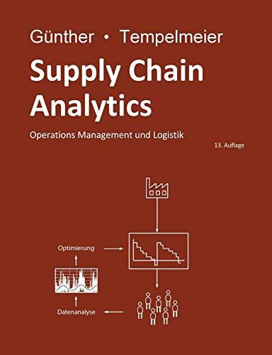 Supply Chain Analytics: Operations Management und Logistik